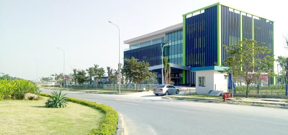 VSIP BAC NINH OFFICE BUILDING