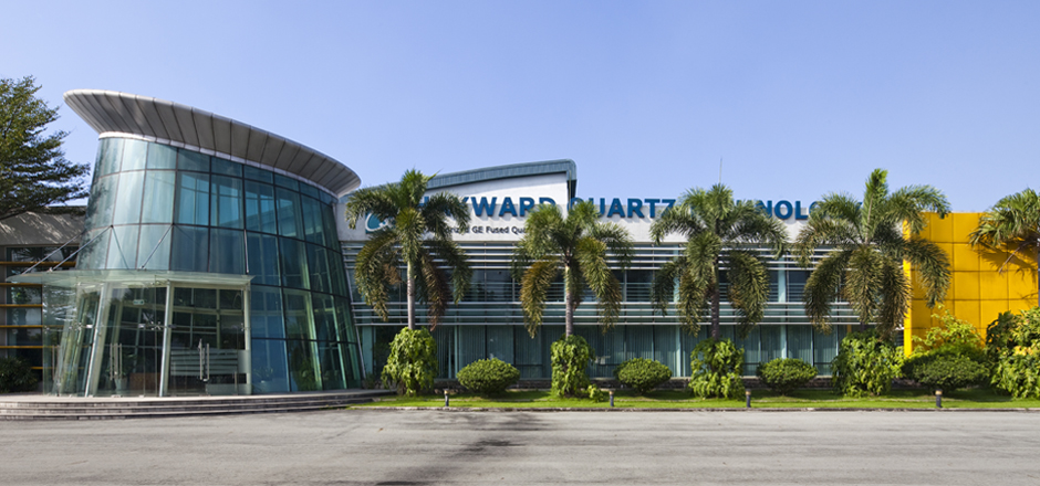 Hayward Quartz Technology Factory