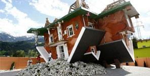 Những căn nhà bạn không tin có thật