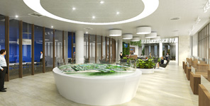 VSIP NGHE AN OFFICE BUILDING
